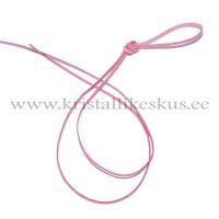 Nahkpael roosa