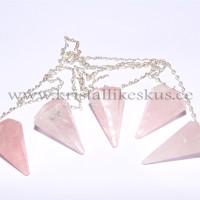 Roosast kvartsist pendel