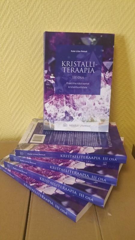 Kristalliteraapia raamatu III osa